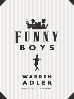 cover image of Funny Boys