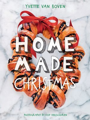 cover image of Home Made Christmas
