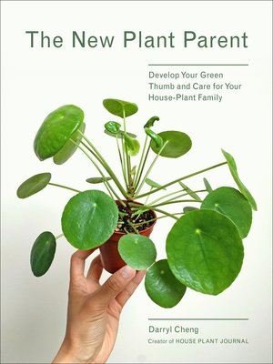 cover image of The New Plant Parent