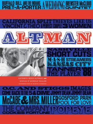 cover image of Altman