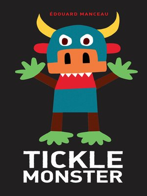 cover image of Tickle Monster