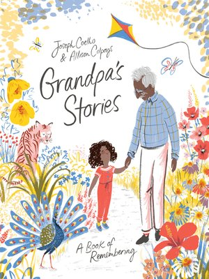 cover image of Grandpa's Stories