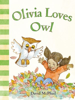 cover image of Olivia Loves Owl