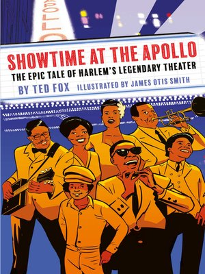 cover image of Showtime at the Apollo