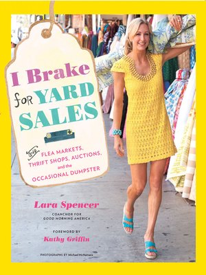 cover image of I Brake for Yard Sales