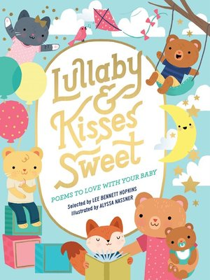 cover image of Lullaby and Kisses Sweet