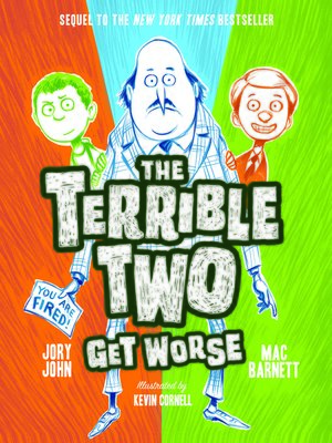 cover image of The Terrible Two Get Worse
