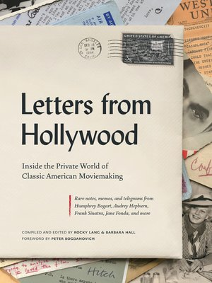 cover image of Letters from Hollywood