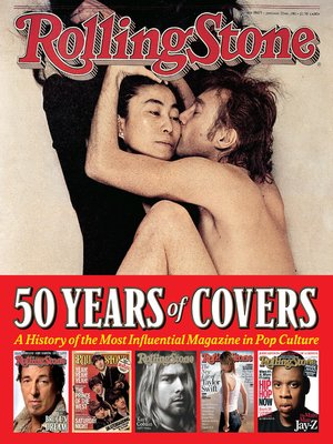 cover image of Rolling Stone 50 Years of Covers