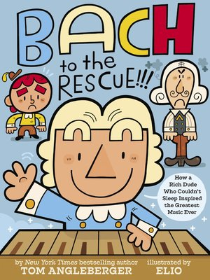 cover image of Bach to the Rescue!!!