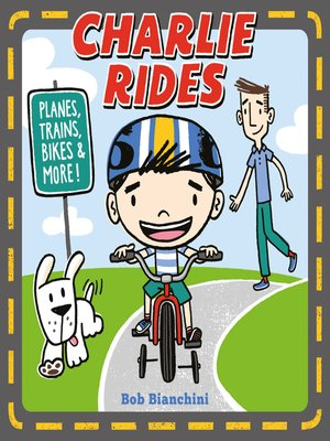 cover image of Charlie Rides