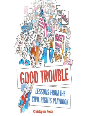 cover image of Good Trouble