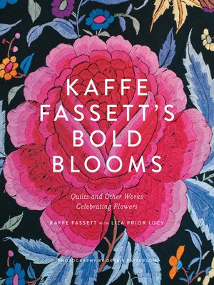 cover image of Kaffe Fassett's Bold Blooms