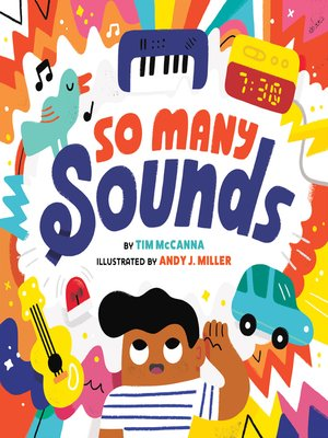 cover image of So Many Sounds