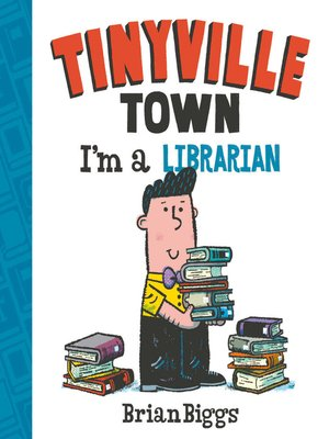 cover image of I'm a Librarian