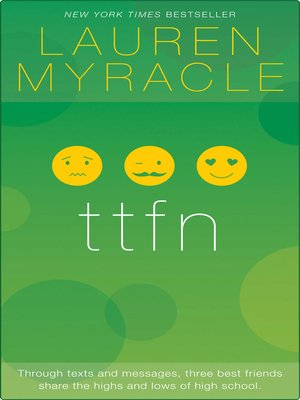 cover image of ttfn--10th Anniversary update and reissue