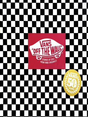 cover image of Vans: Off the Wall