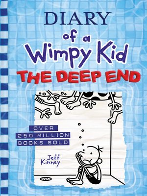 cover image of The Deep End (Diary of a Wimpy Kid Book 15)