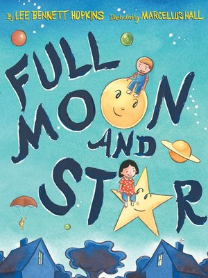 cover image of Full Moon and Star