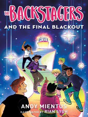 cover image of The Backstagers and the Final Blackout
