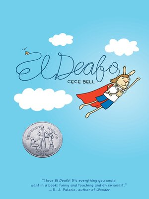 cover image of El Deafo