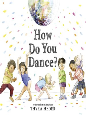 cover image of How Do You Dance?
