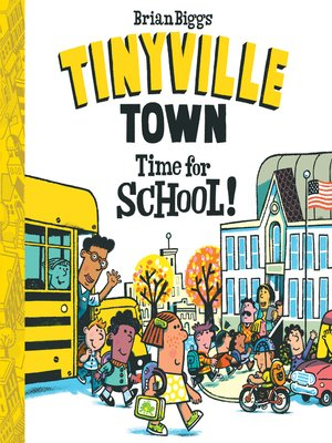 cover image of Time for School!