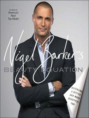 cover image of Nigel Barker's Beauty Equation