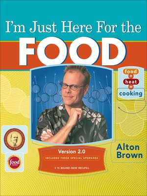 cover image of I'm Just Here for the Food