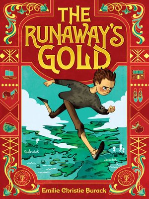 cover image of The Runaway's Gold