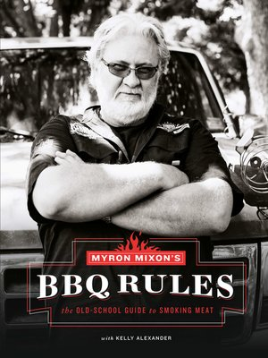 cover image of Myron Mixon's BBQ Rules