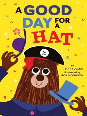 cover image of A Good Day for a Hat