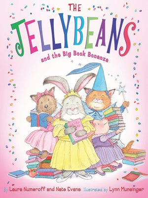cover image of The Jellybeans and the Big Book Bonanza