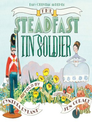 cover image of The Steadfast Tin Soldier