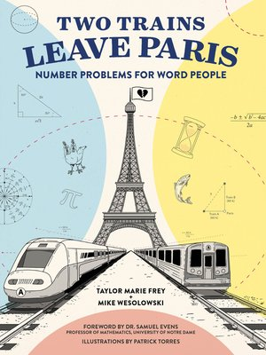 cover image of Two Trains Leave Paris