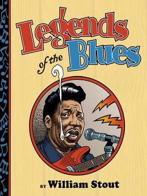 cover image of Legends of the Blues