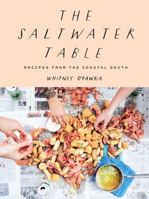 cover image of The Saltwater Table