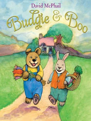 cover image of Budgie & Boo