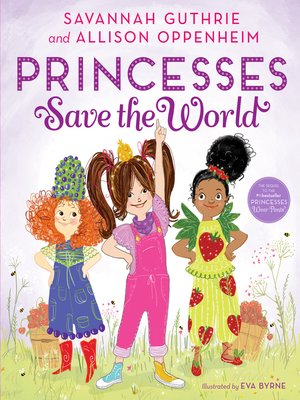 cover image of Princesses Save the World