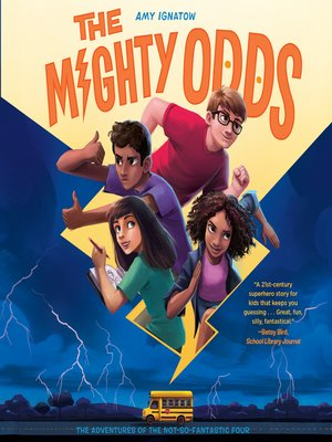 cover image of The Mighty Odds