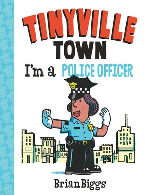 cover image of I'm a Police Officer