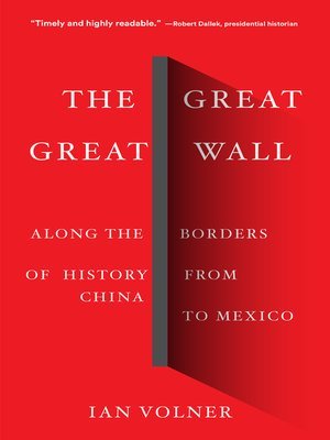cover image of The Great Great Wall