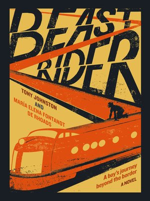 cover image of Beast Rider