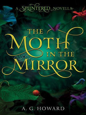 cover image of The Moth in the Mirror