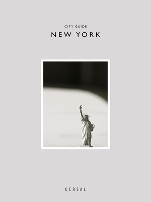 cover image of Cereal City Guide: New York
