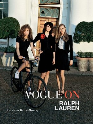 cover image of Vogue on Ralph Lauren