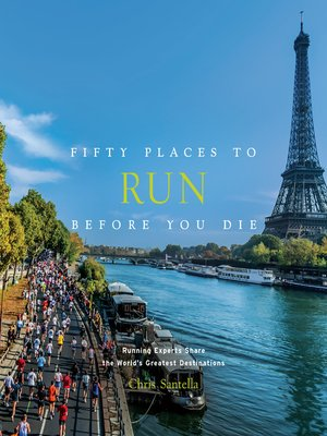 cover image of Fifty Places to Run Before You Die