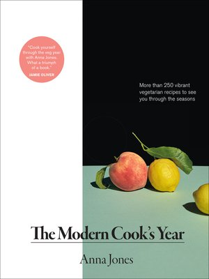 cover image of The Modern Cook's Year