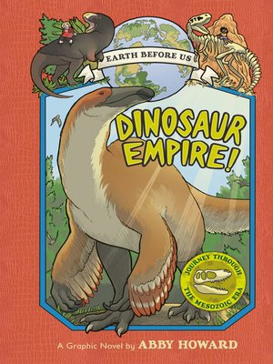 cover image of Dinosaur Empire!