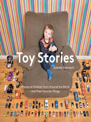cover image of Toy Stories